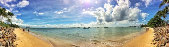 Hotel Village Paraíso Tropical: Beach - Praia