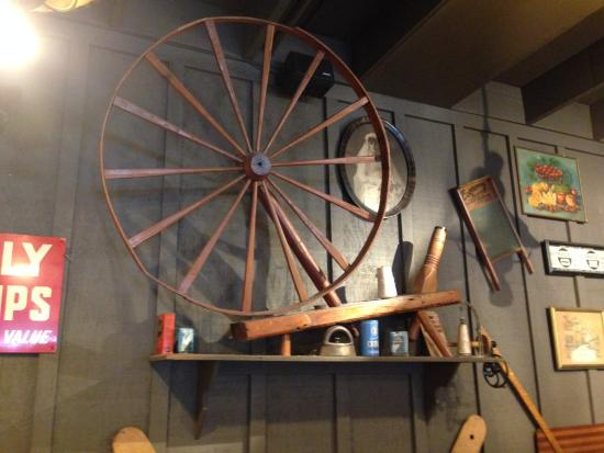 Commerce, Geórgia: Spinning Wheel for yarn production