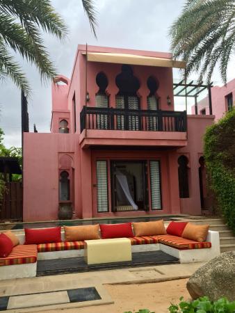 Villa Maroc: Pool Villa