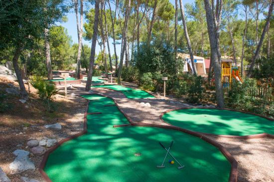 Font de Sa Cala, สเปน: Mini Golf