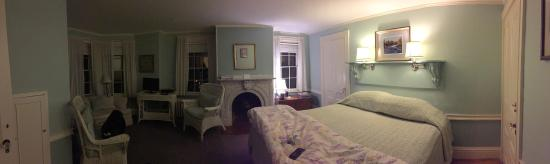 The Inn at Bath: The Suite (bigger room in the suite)