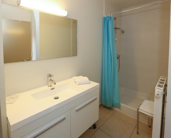 Westende, Bélgica: Bathroom 2 Mastersuite