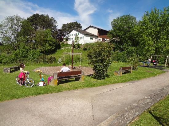 Parc des Boulaines