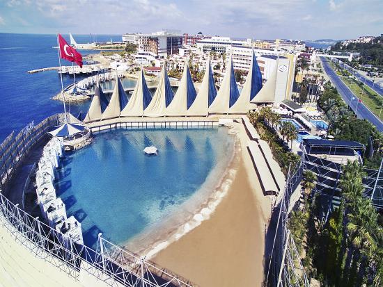 Adin Beach Hotel Bayan Plaj