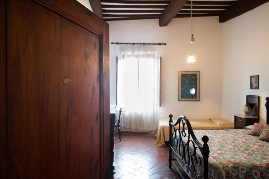 Residenza d'Epoca Palazzo Buonaccorsi: double room Francesco