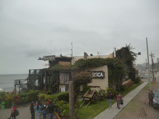 Rustica malec n picture of rustica de la costa verde lima tripadvisor - Rustica costa verde ...