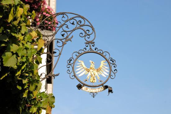 Botenheim, Deutschland: Das Alte Gasthausschild