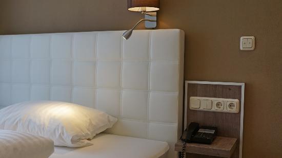 Hotel Eifelstube: Singleroom Kingsize