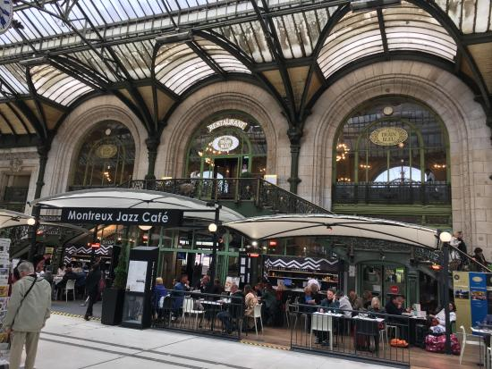 La Gare Paris Restaurant Review