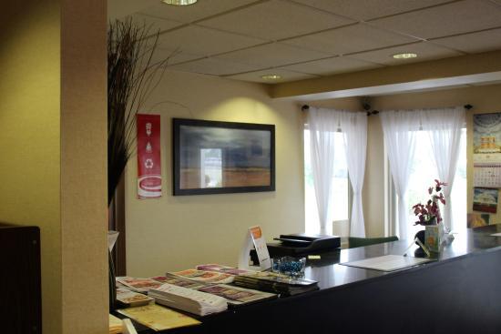 Mechanicsburg, Pensilvanya: Hotel Office