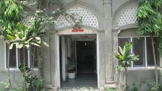 Tourist Guest House : receiption