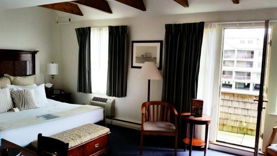 Harborside Inn: Room 18