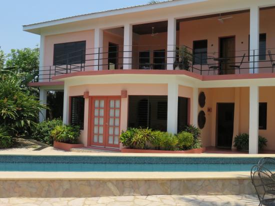 Punta Gorda, Belize: Coral House