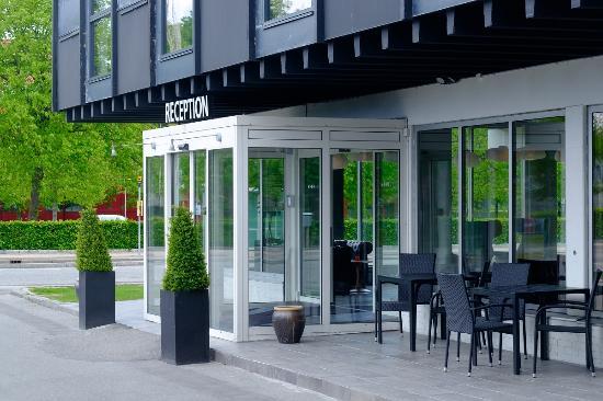Kastrup, Dinamarca: Entrance