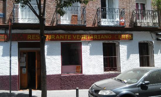 imagen Ceres en Madrid