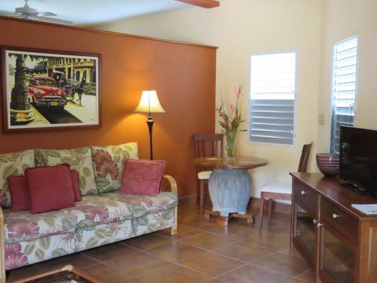 Punta Gorda, Belize: inside suite