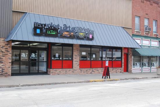 Maquoketa Art Experience 124 S. Main St. Maquoketa, Iowa