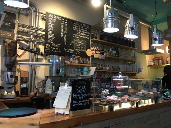 Wired Cafe Bar Nottingham