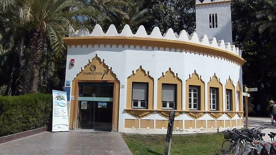 Elche Tourist Information Office
