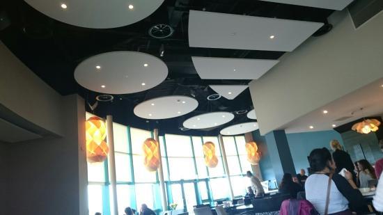The Pavilion Restaurant At University Of Limerick Pavillion