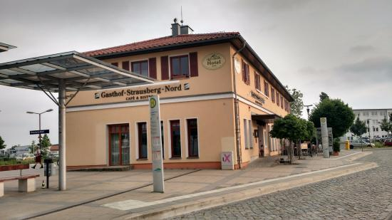 Gasthof Strausberg Nord Foto