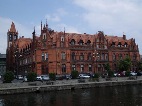 Main Post Office Building