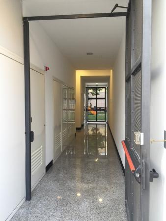 Casa Valentini Terrani : Ingresso