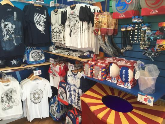 Mackinaw City, MI: Items for boys, girls, men and women!