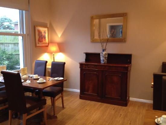 Hilden Lodge: Breakfast Room