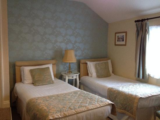 Hilden Lodge: Twin Room