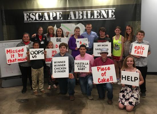 Escape Abilene