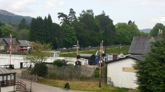 Fort Augustus, UK: Highland Room - One of the views from room