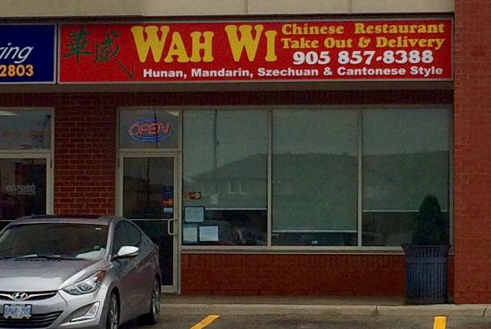 Wah Wi  Chinese Restaurant