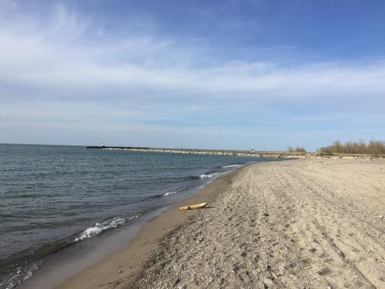 กงโนต์, โอไฮโอ: Beach