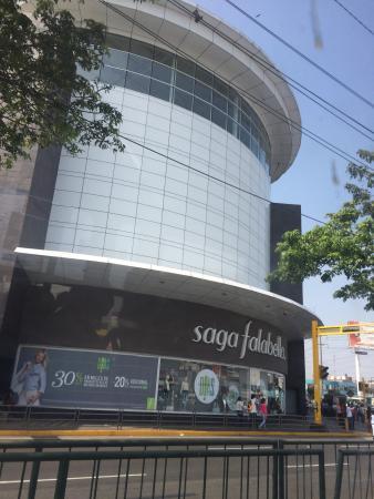 Centro Comercial Open Plaza