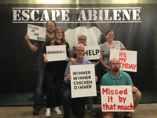 Escape Abilene