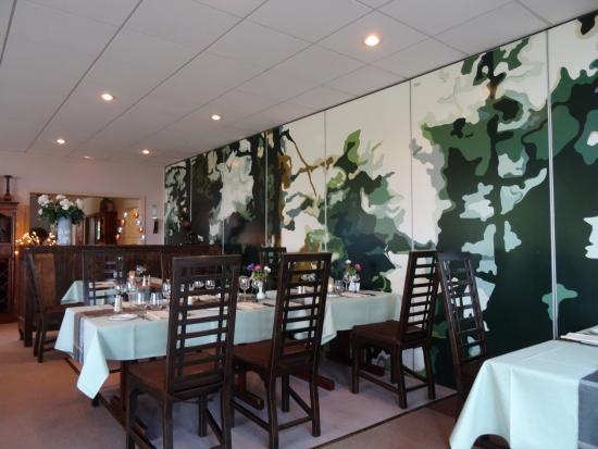 Terrasse du Restaurant Au Sapin Doré - Photo de Restaurant Au ...