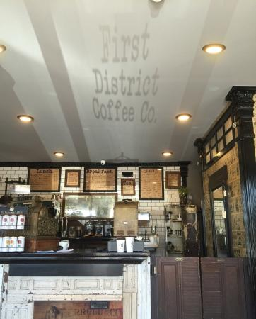 ‪First District Coffee Company‬