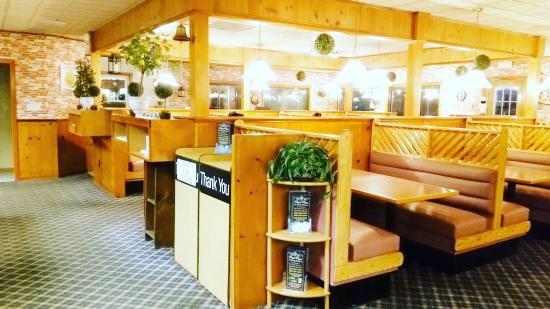 Small Restaurant Interior Design. Excellent Vintage Neo Classical ...