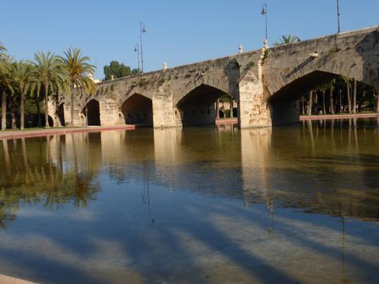 Valencia turia river park - Picture of Antiguo Cauce del Rio Turia, Valencia ...