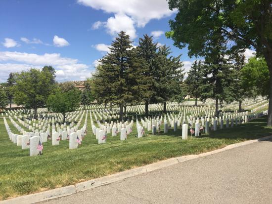 ‪Santa Fe National Cemetery‬