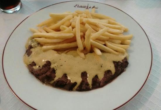 Sao Caetano do Sul, SP: L'entrecote de Paris
