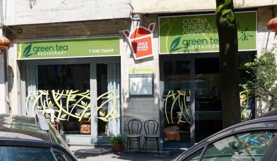 Ristorante Green Tea