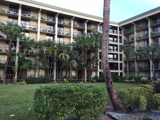 Doubletree By Hilton Hotel And Executive Meeting Center Palm Beach Gardens Fl Omd Men Och