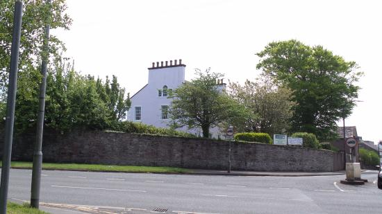 The Helena Thompson Museum, picture taken from horse close car park.