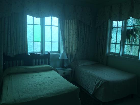 Medallion Hall Hotel: Double Room