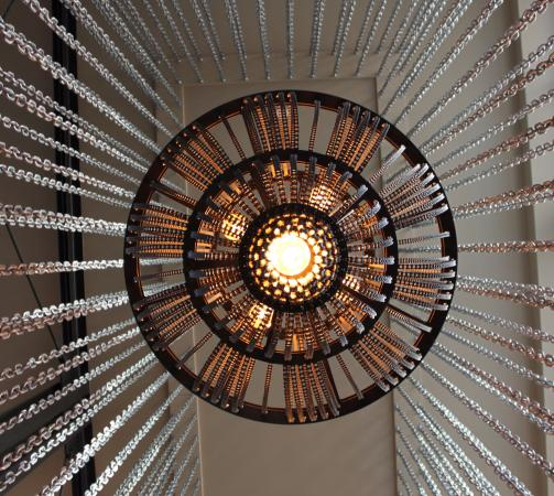 Tanners Bar Chandelier Picture of Pasea Hotel Spa Huntington – Bar Chandelier