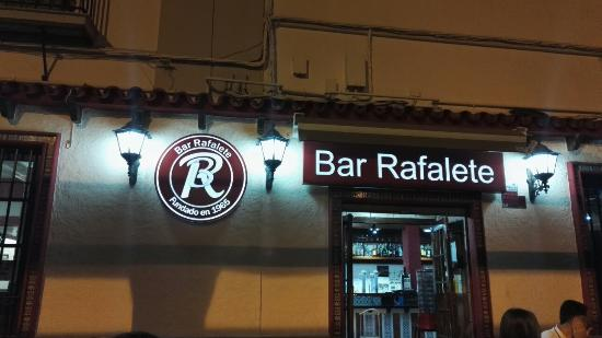 Bar Rafalete