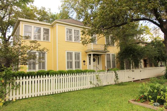 Adams House Bed and Breakfast: Photo by The Austin Chronicle