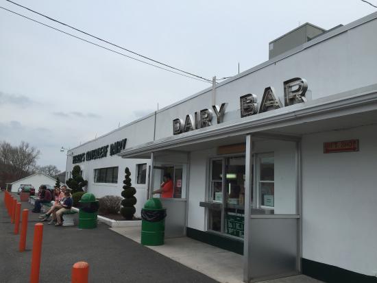 Tamaqua, Pensilvania: Dairy Bar